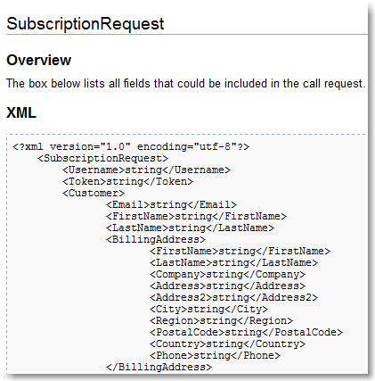 SubscriptionBridge API